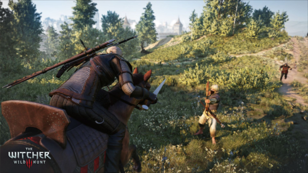 Witcher 3 Dev Targets 1080p on PS4 / Xbox One - Cheat Code Central