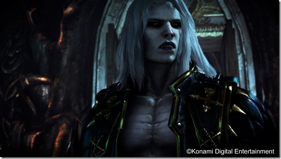 Play As Alucard in Castlevania: Lords of Shadow 2 DLC
