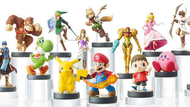 Second Wave of Amiibo Figurines Might Be the Best