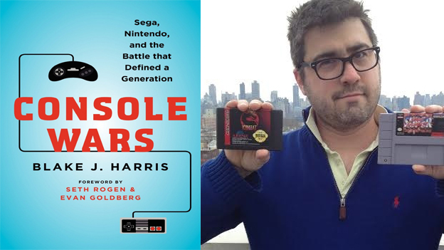 Q & A with Blake Harris, Author of Console Wars