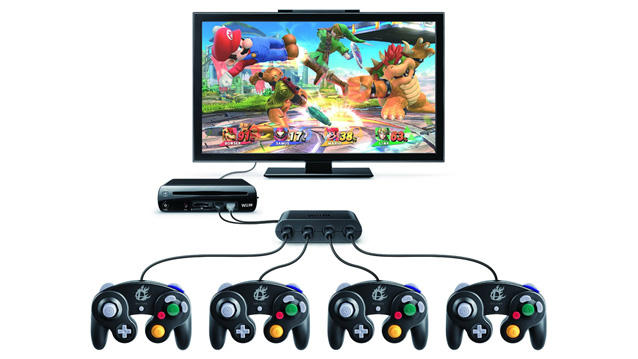 Gamecube Controllers Will Only Work With Smash Brothers and I Hate It!