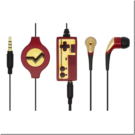 New Famicom Earphones Released