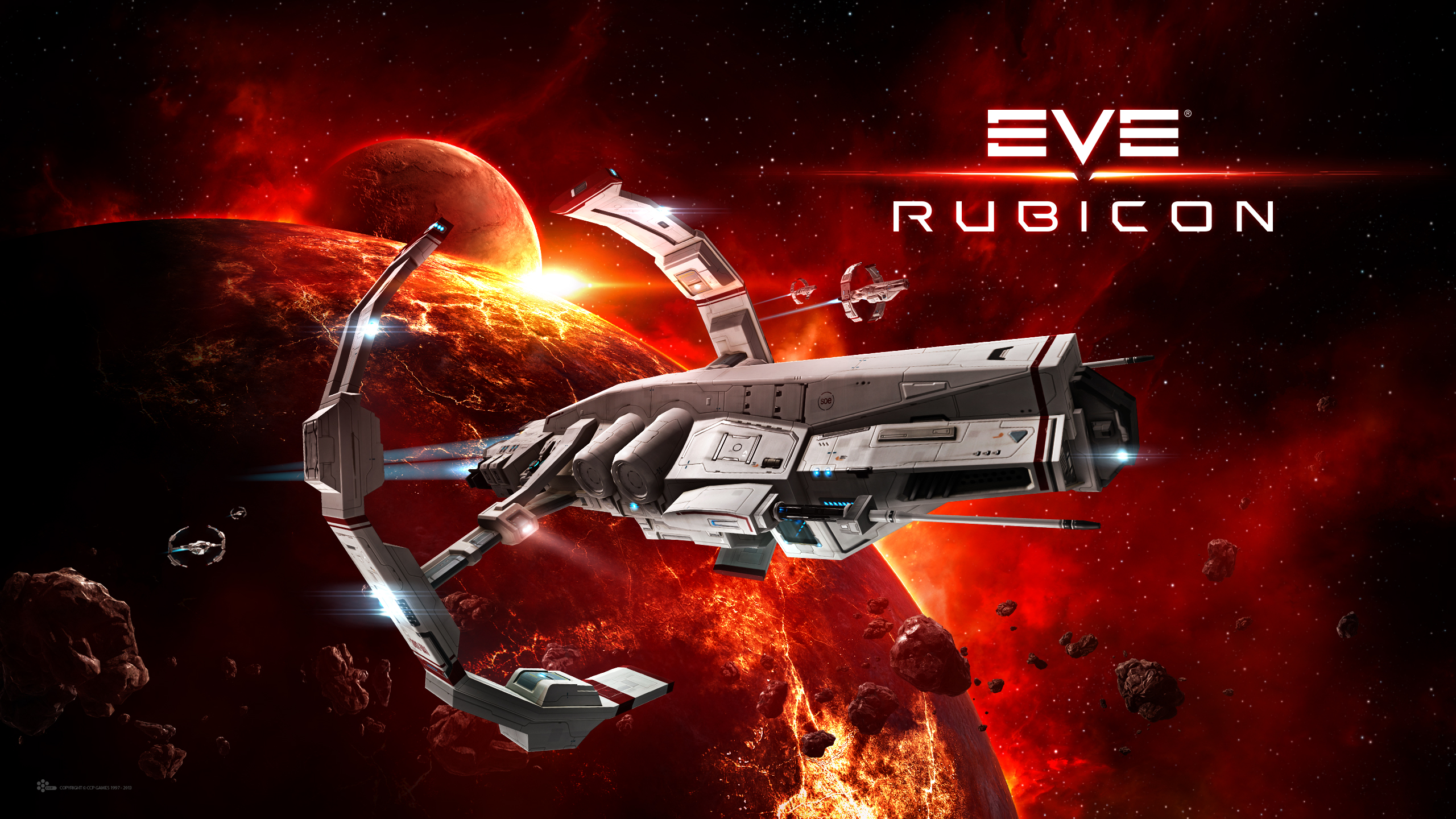 EVE Online: Quatum Rise