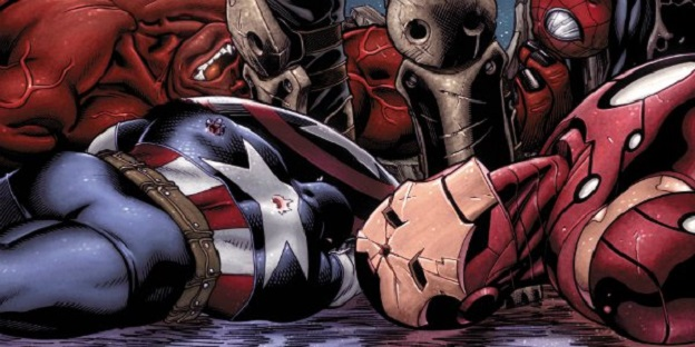 Could All Your Favorite Avengers Soon Be Dead?!