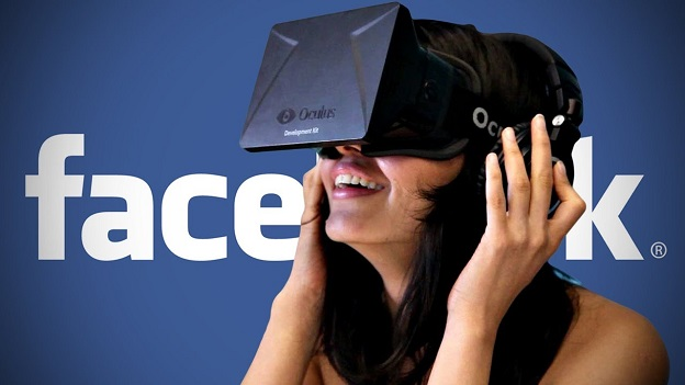 Why the Oculus Rift Needs Facebook