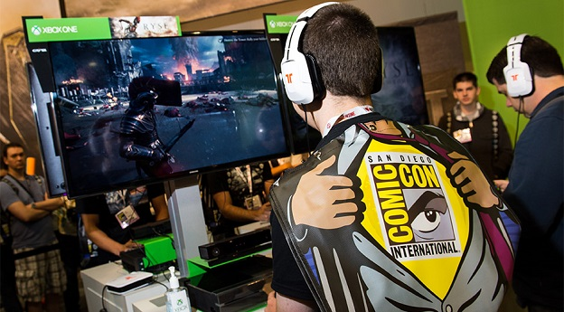Best of Xbox at Comic-Con 2014