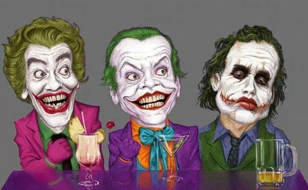 Happy Batman Day! Joker vs. Joker
