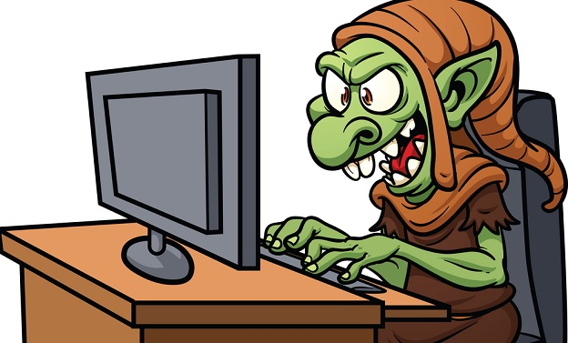 Long-Live the Internet Troll!