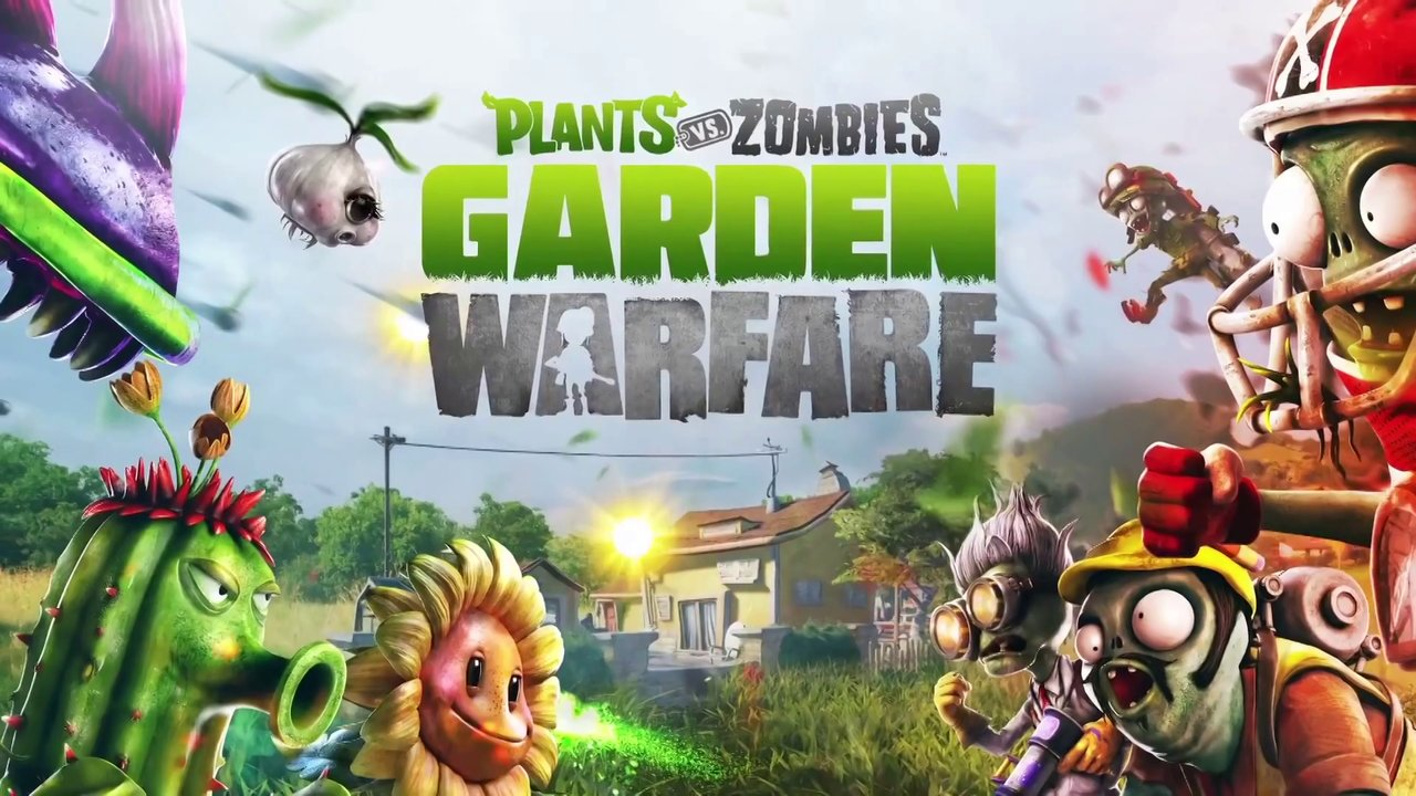 Plants vs zombies garden warfare delayed until feb 25th - Plants vs zombies garden warfare xbox one ...