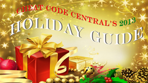 Cheat Code Central's Holiday Guide 2013
