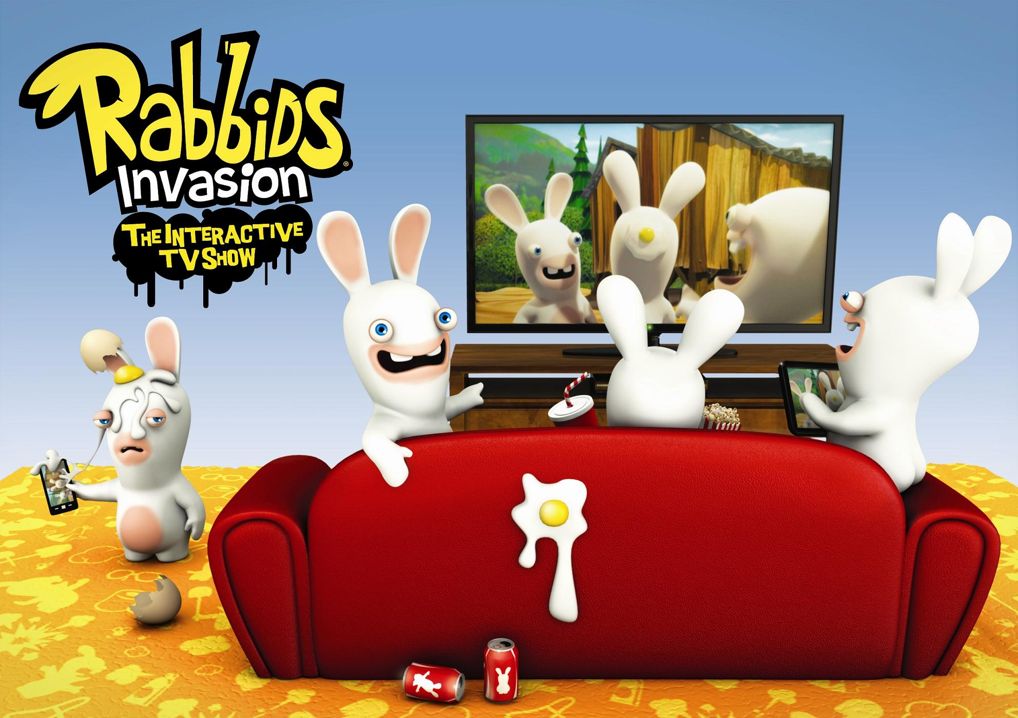 RABBIDS® INVASION: THE INTERACTIVE TV