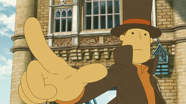 Professor Layton Is My Hero and He Should Be Yours Too