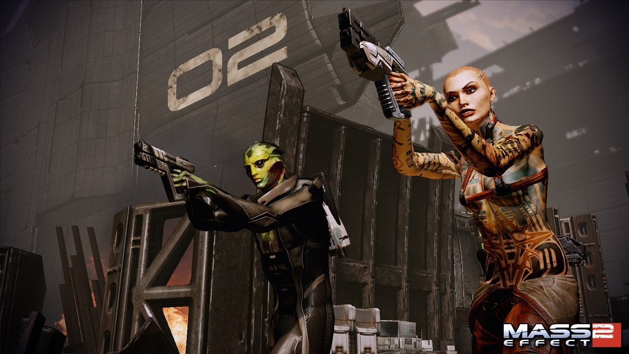 Please Bring the Mass Effect Trilogy to the PS4 and Xbox One