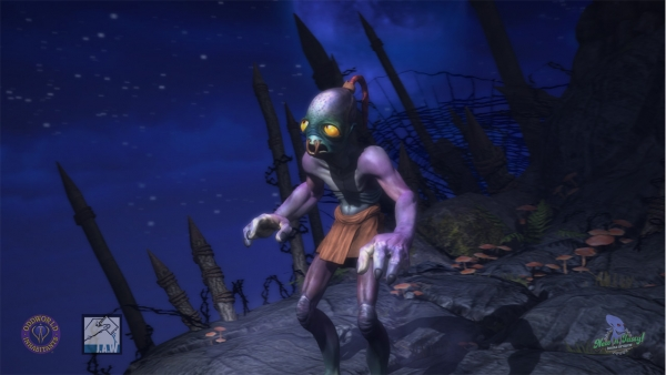 Oddworld was Kimo Kawaii Before It was Cool