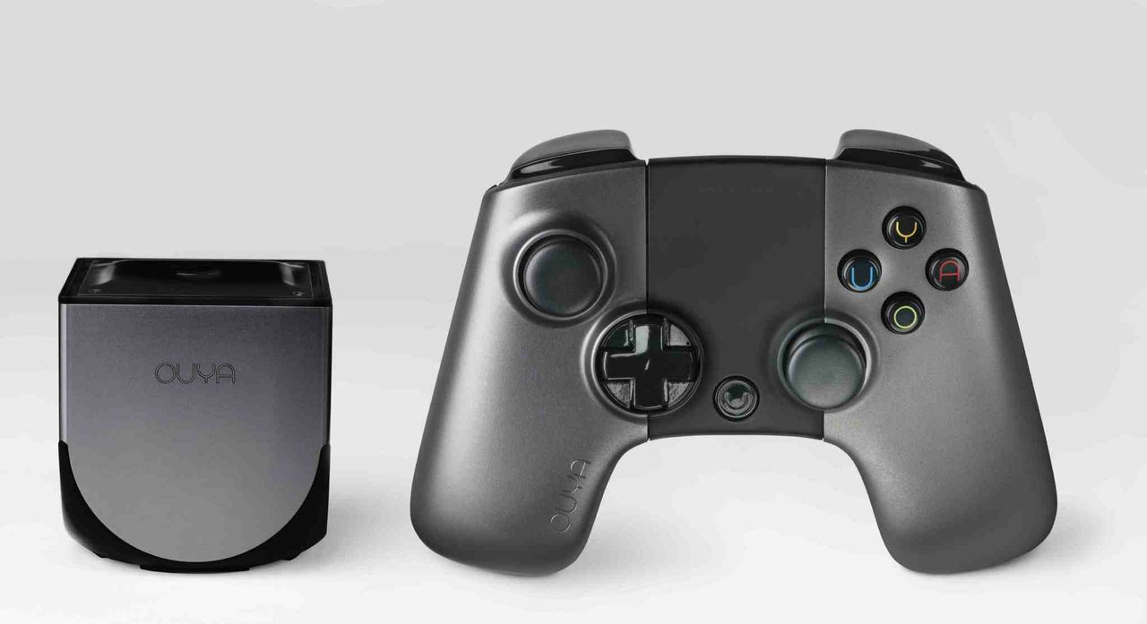 Ouya Is a Better System Than You Give It Credit For