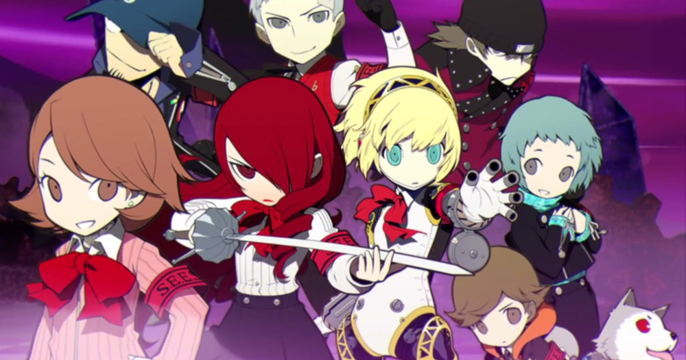 Persona Q: Shadow of the Labyrinth Ships 250,000 Copies in Japan