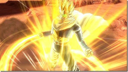 Dragon Ball  Xenoverse's Mysterious Character is a Saiyan