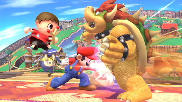 You Need to Wait for Smash Bros. on Wii U