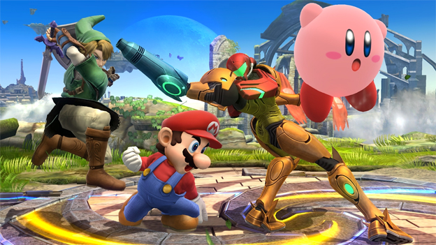 Absolutely Humongous Update to Smash Bros. for Wii U