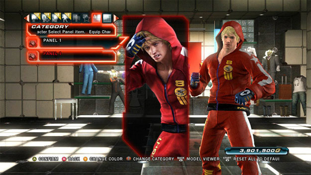Secret Characters Found On Tekken Tag Tournament 2 Disc Cheat