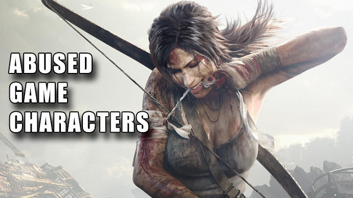 Top 10 Abused Characters in Gaming