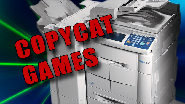 Top 10 Copycat Games