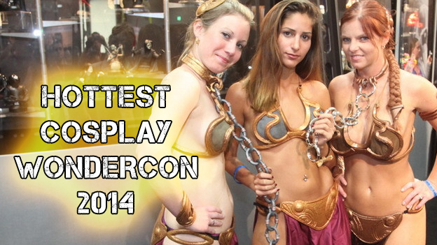 Hottest Cosplay of WonderCon 2014