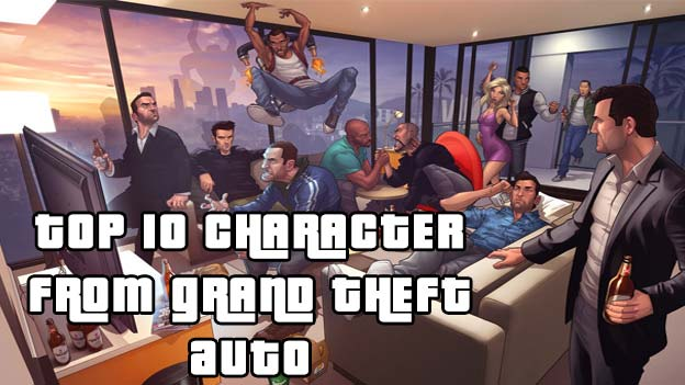 how to get gta v character image