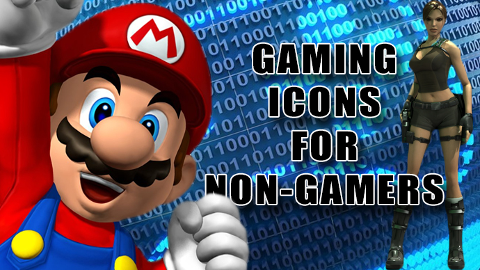 Top Gaming Icons for Non-Gamers