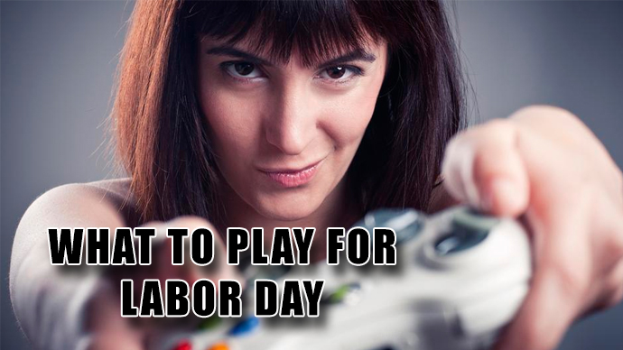 10 Games for Your Labor Day Weekend