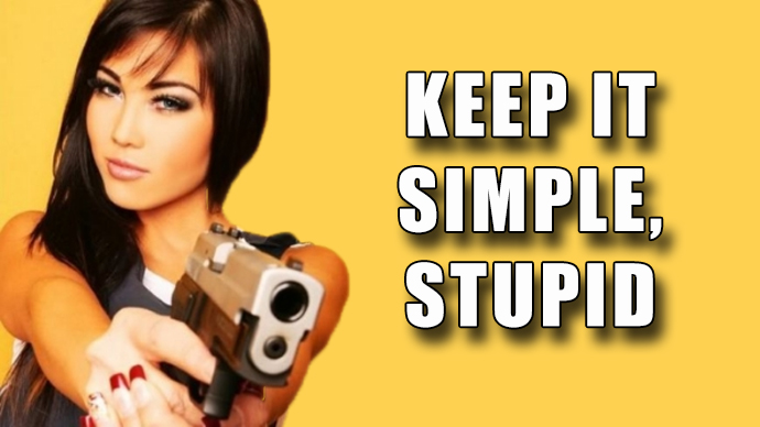Keep It Simple: Top 10 Simple Weapons In Gaming