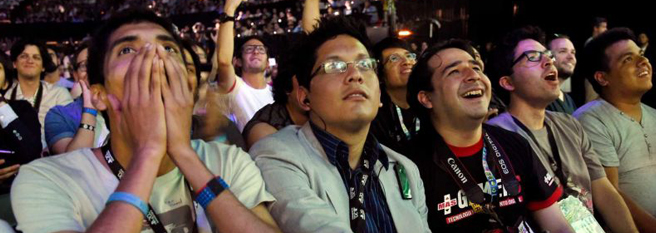 Top Ten E3 2015 Surprises