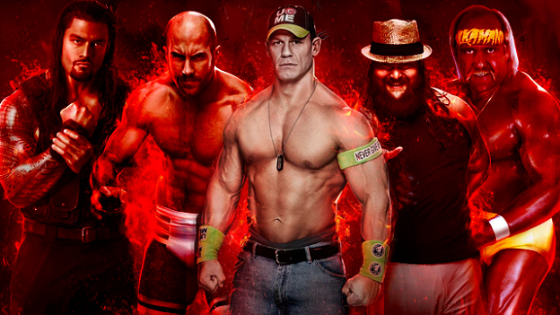 Is WWE 2K15 Headed in the Right Direction?