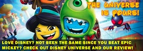 Disney Universe Review