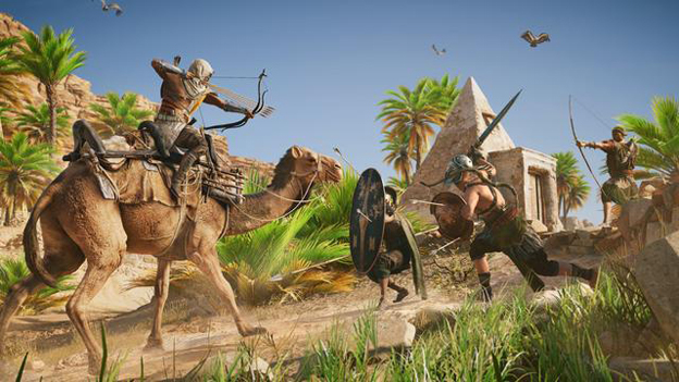 Assassin's Creed Origins Hands-on Screenshot