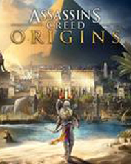 Assassin's Creed Origins Hands-on Box Art