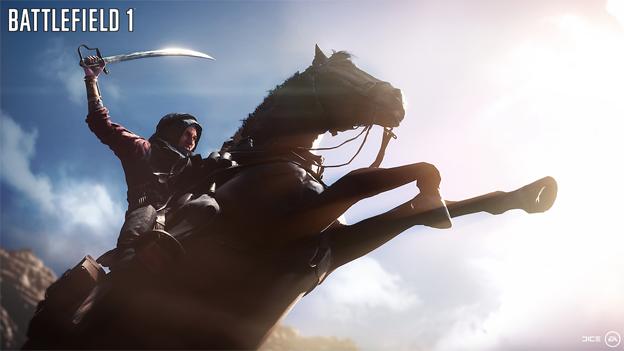 E3 2016: Battlefield 1 Hands-on Screenshot