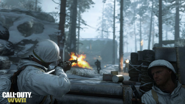 Call of Duty: WWII Hands-on Preview