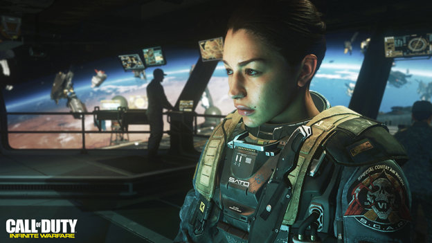 E3 2016: Call of Duty: Infinite Warfare Preview