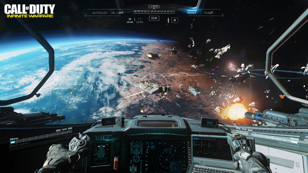 E3 2016: Call of Duty: Infinite Warfare Screenshot