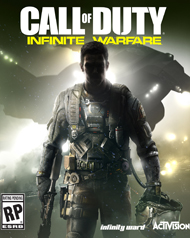 E3 2016: Call of Duty: Infinite Warfare Box Art