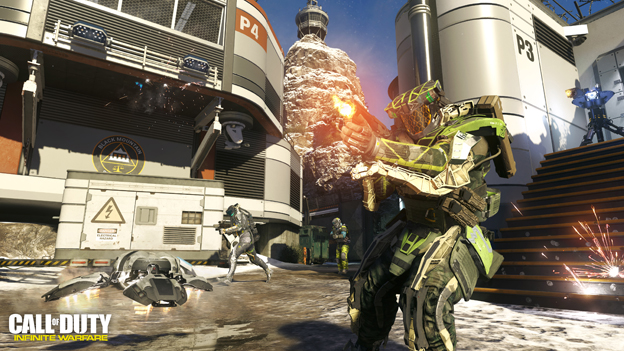 Call of Duty: Infinite Warfare Hands-on Screenshot