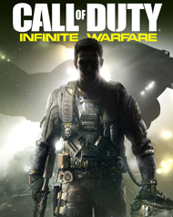 Call of Duty: Infinite Warfare Box Art