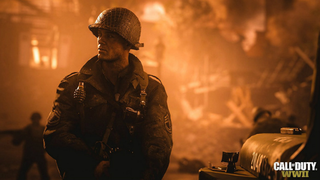Call of Duty: WWII Beta Preview