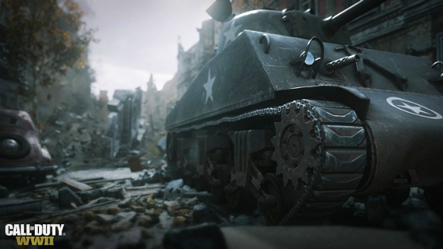 Call of Duty: WWII Screenshot