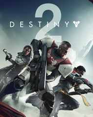 Destiny 2 Cover Art