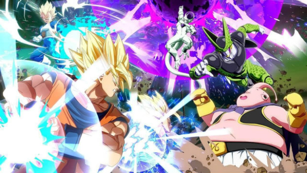 Dragon Ball FighterZ Hands-on Preview