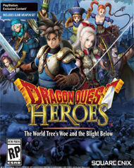 Dragon Quest Heroes Box Art