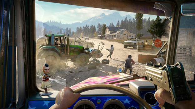 Far Cry 5 Hands-on Preview