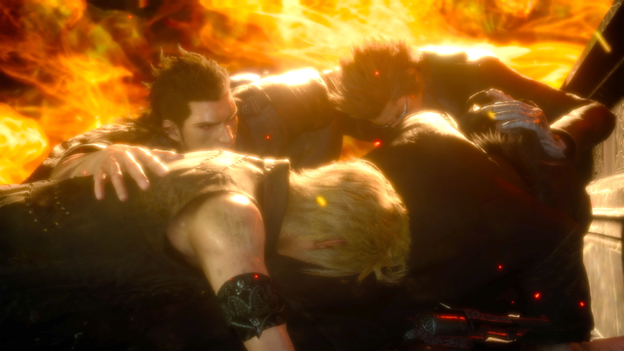 E3 2016: Final Fantasy XV Hands-on Screenshot